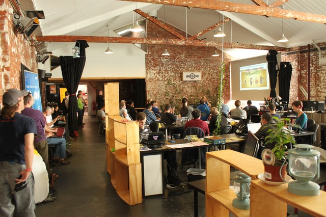 Image for Great turnout for Software Freedom Day